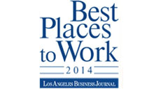 2014 Best Places to Work in Los Angeles
