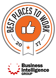 Business Intelligence Group Names Solver as One of the Best Places to Work