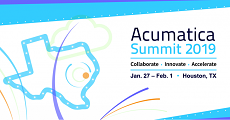 Acumatica Summit - Houston, TX