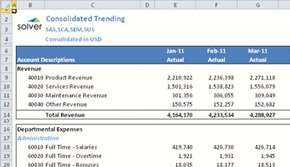 <p>Overview - BI360 Reporting and Consolidations</p>