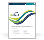 <p>BI360 for Financial Consolidations (Whitepaper)</p>