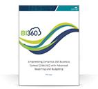 BI360 for Microsoft Dynamics 365 Business Central